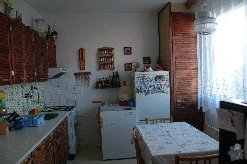 Rekonstrukce kuchyně v panelovém domě: DSC_6984