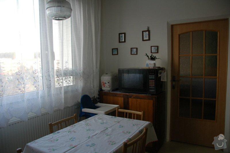 Rekonstrukce kuchyně v panelovém domě: DSC_6986