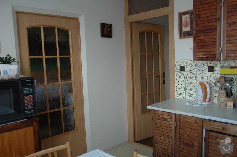 Rekonstrukce kuchyně v panelovém domě: DSC_6989