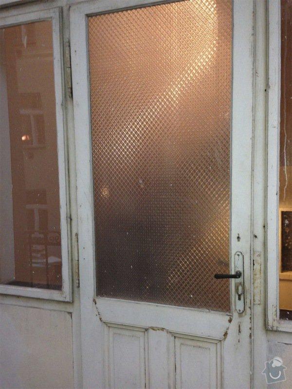 Renovace ramov balkonovych vitrazi, dum z roku 1901 na Prahe 7: IMG_1972