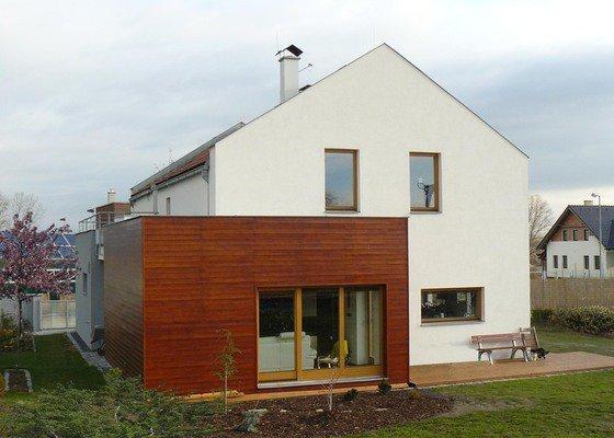 Architektonická studie rodinného domu