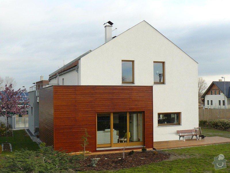 Architektonická studie rodinného domu: P1070128e