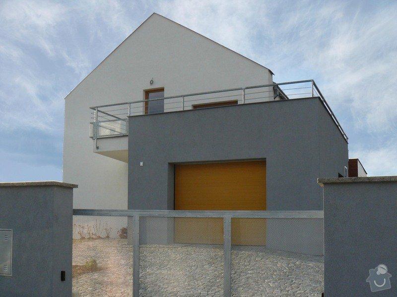 Architektonická studie rodinného domu: P1070120e