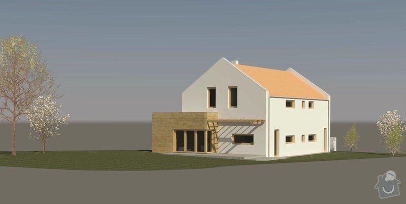 Architektonická studie rodinného domu: RD_krejcikovi09e