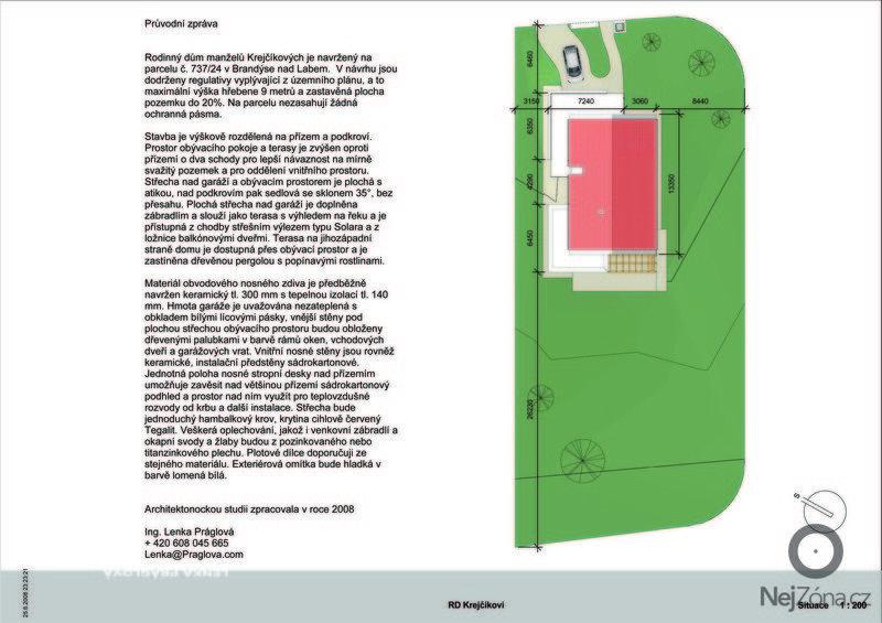 Architektonická studie rodinného domu: RD_krejcikovi02