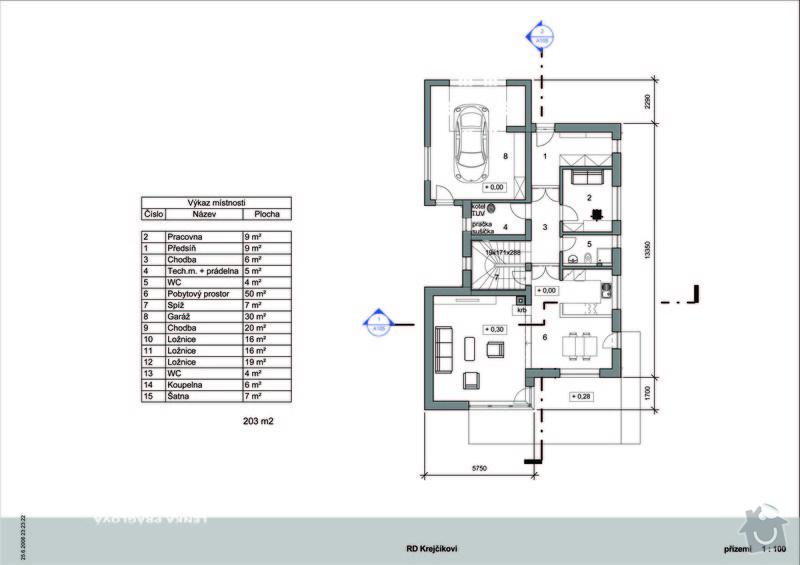 Architektonická studie rodinného domu: RD_krejcikovi03
