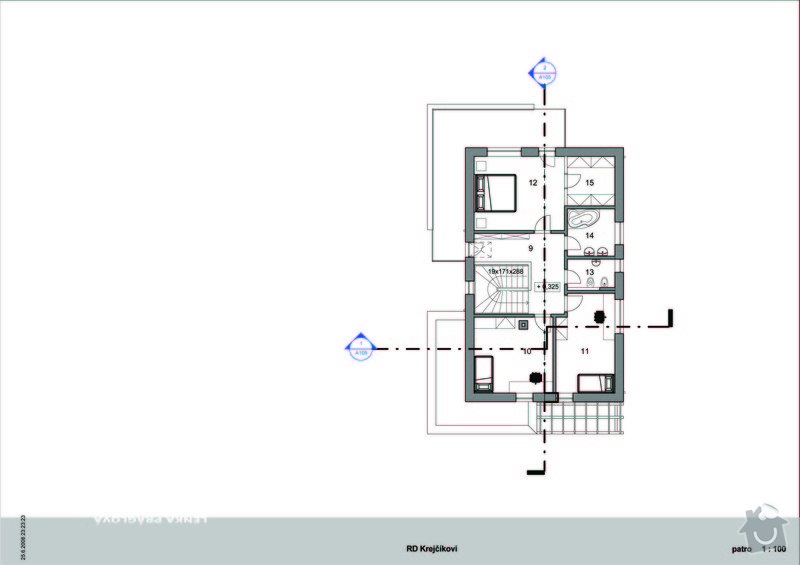 Architektonická studie rodinného domu: RD_krejcikovi04
