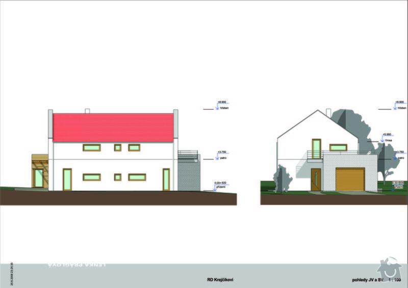 Architektonická studie rodinného domu: RD_krejcikovi06