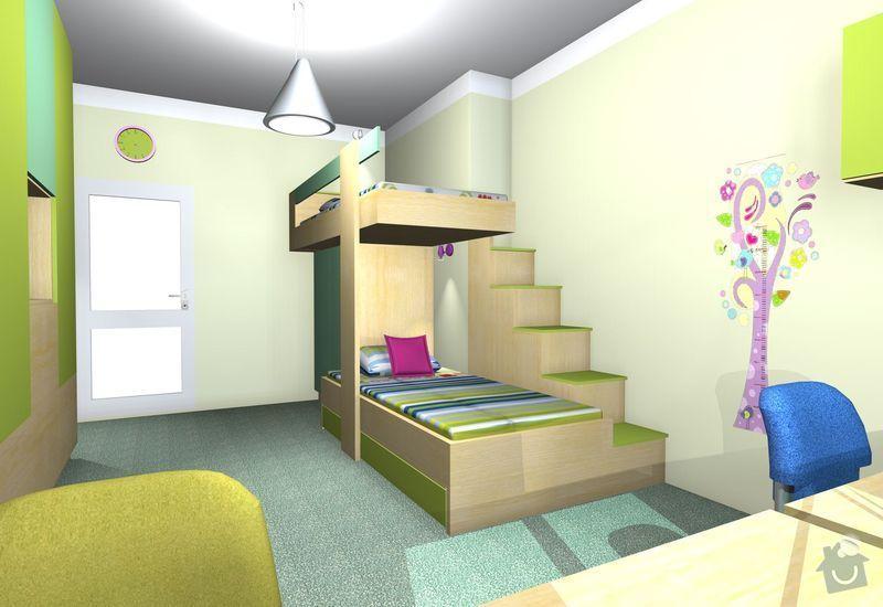 Návrh interiéru dětského pokoje: detsky_pokoj_8