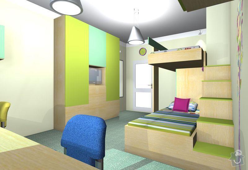 Návrh interiéru dětského pokoje: detsky_pokoj_9