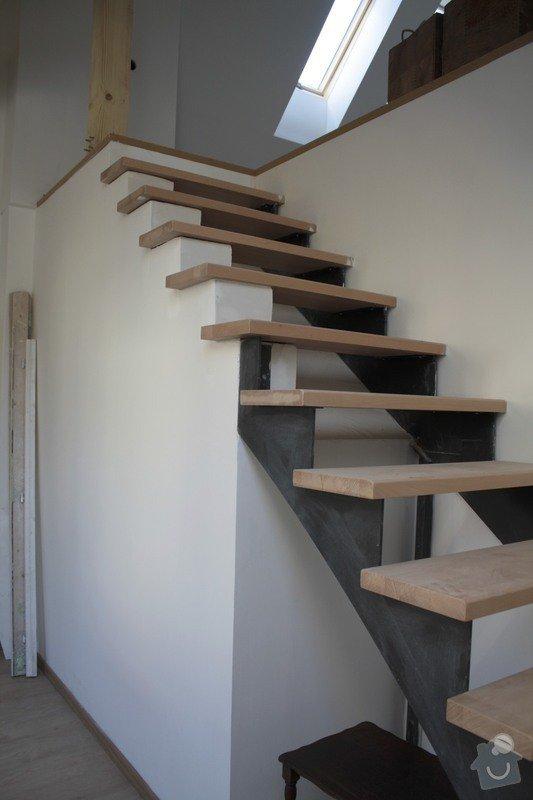 Výroba interiérového schodiště: IMG_9159