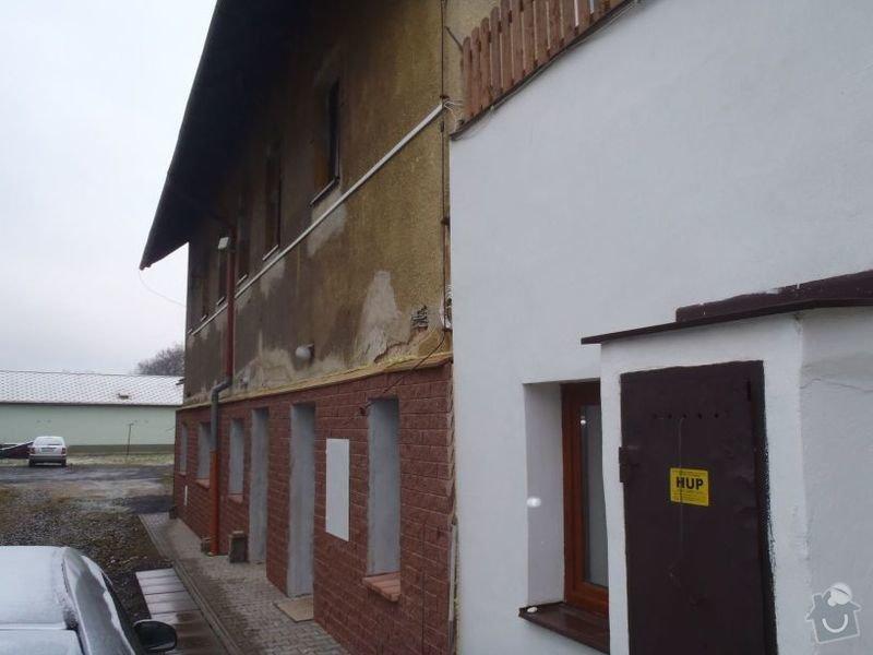 Zateplení rodinného domu: P1150063
