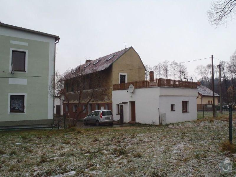 Zateplení rodinného domu: P1150064