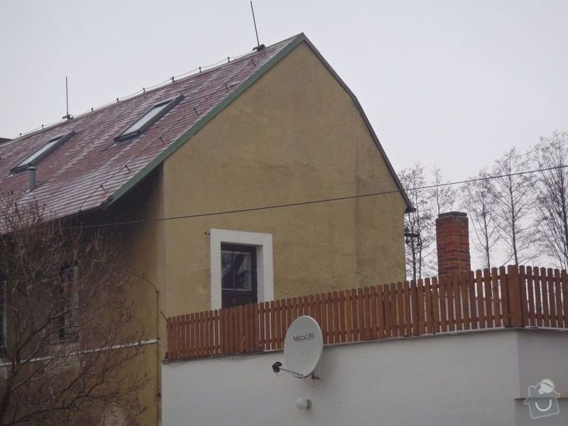 Zateplení rodinného domu: P1150065