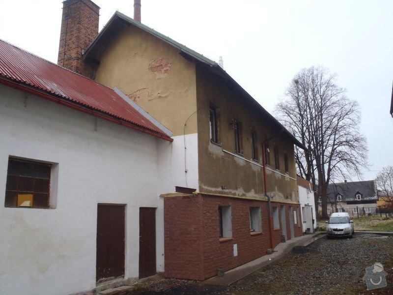 Zateplení rodinného domu: P1150067