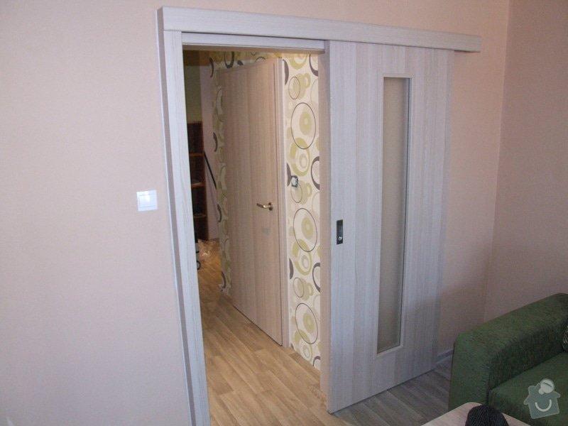 Montáž dveří a zárubní: DSCF3090