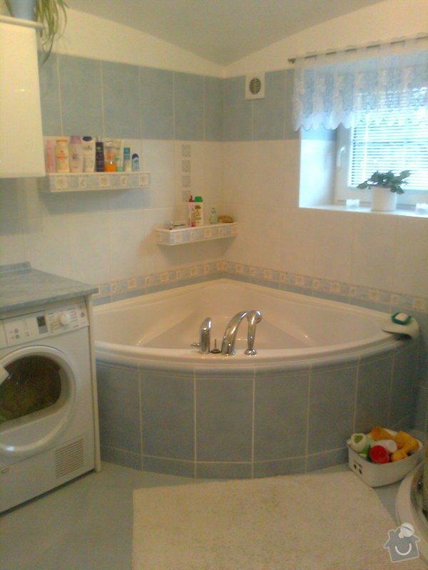 Rekonstrukce koupelny : Fotografie0290