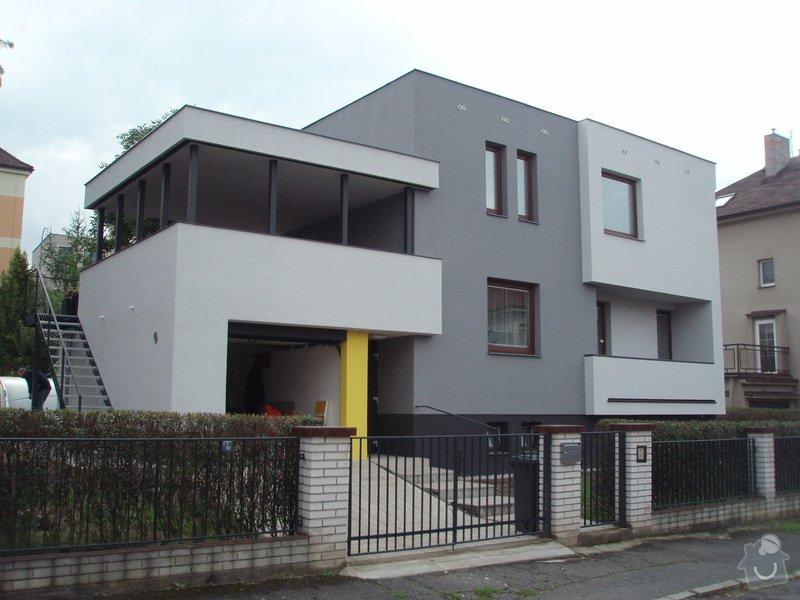 Rekonstrukce rodinného domu: P9130731