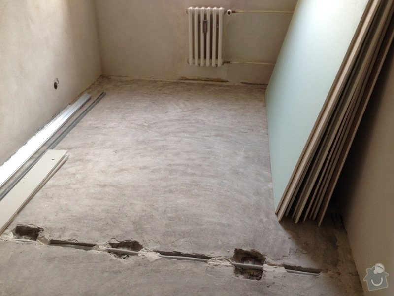 Pokládka vinylové podlahy : IMG_0280