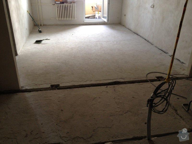 Pokládka vinylové podlahy : IMG_0278