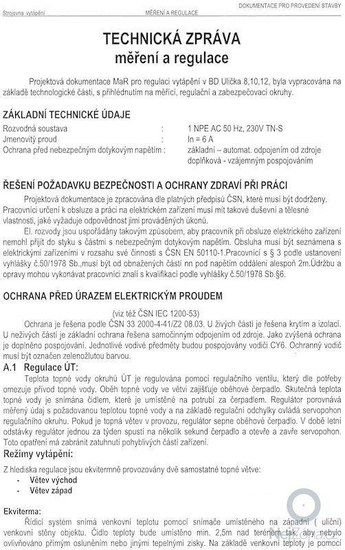 Mněření a regulace kotelny: img10