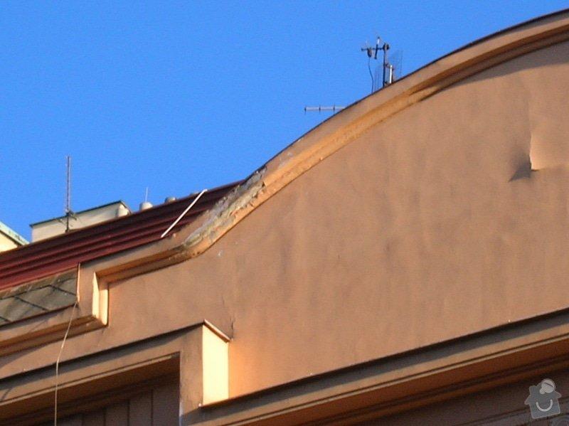 Výškové práce - oprava fasády.: Anglicka19ulice1