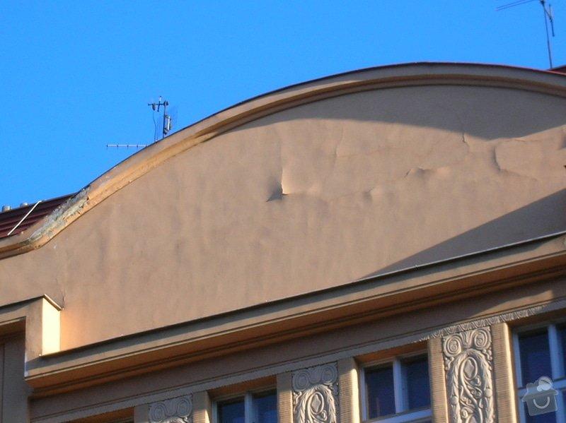 Výškové práce - oprava fasády.: Anglicka19ulice3