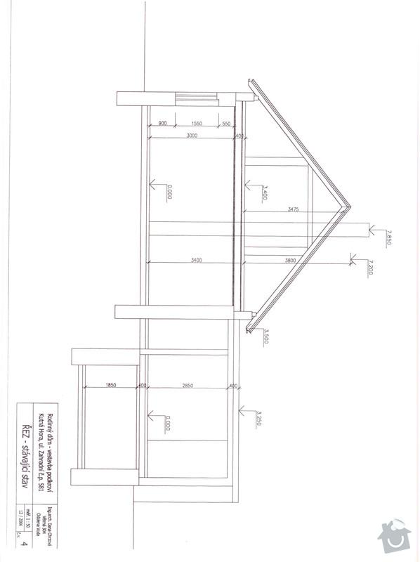 Nová střecha: rez_stavajici_stav_2014
