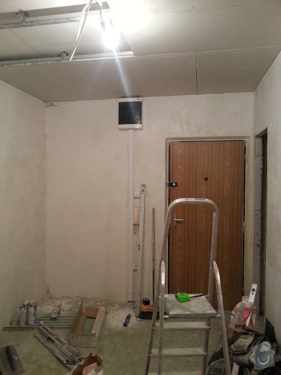 Dokončení rekonstrukce bytového jádra: 20140219_180358
