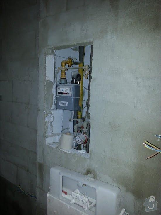 Dokončení rekonstrukce bytového jádra: 20140214_104739