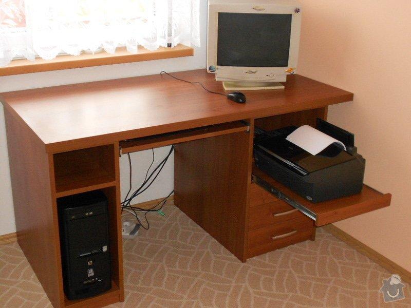 Výroba stolu pod PC: DSCN1037