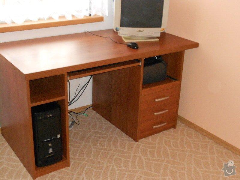 Výroba stolu pod PC: DSCN1036