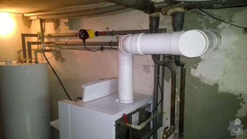 Montáž kondenzačního kotle Vaillant VK 306ecoVIT: WP_20140221_002