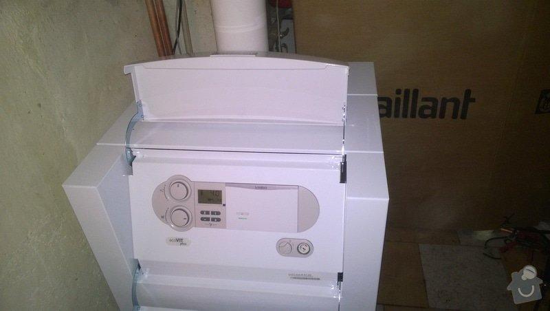 Montáž kondenzačního kotle Vaillant VK 306ecoVIT: WP_20140218_008