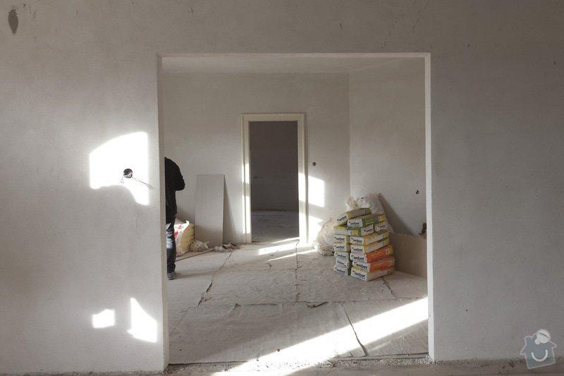 Výroba atypického dveřního prahu / kopie futra: _MG_5526