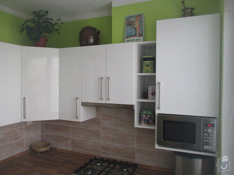 Rekonstrukce bytového jádra Kuchyňské Linky: IMG_0570
