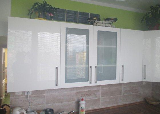Rekonstrukce bytového jádra Kuchyňské Linky