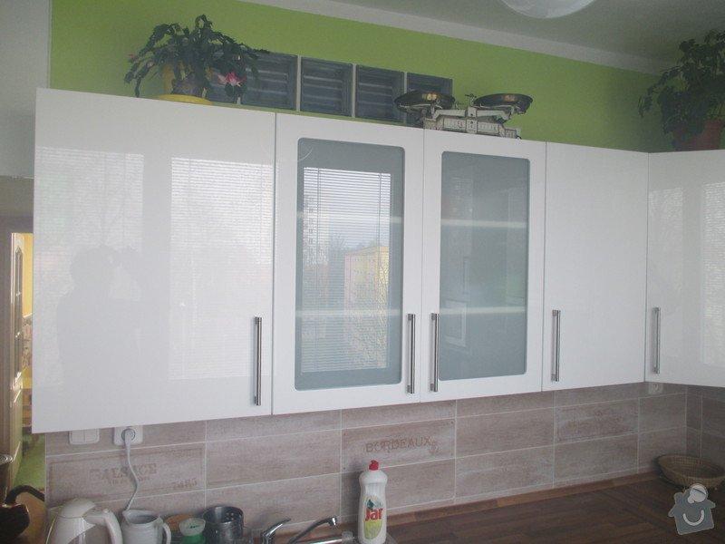 Rekonstrukce bytového jádra Kuchyňské Linky: IMG_0572