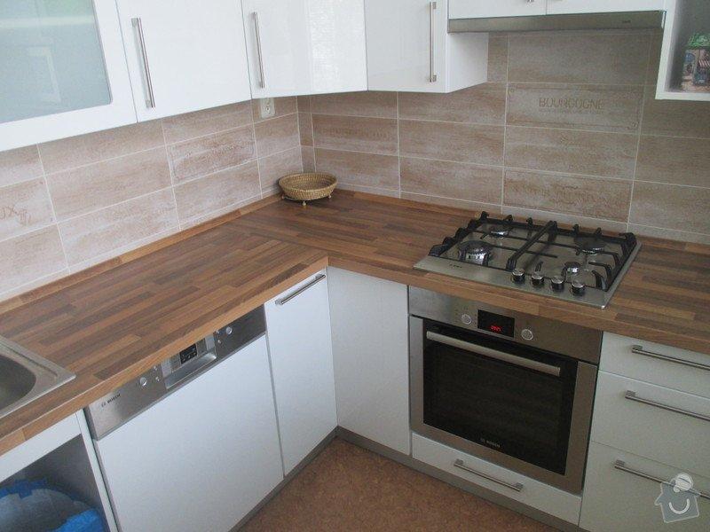 Rekonstrukce bytového jádra Kuchyňské Linky: IMG_0575