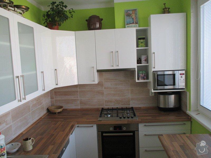 Rekonstrukce bytového jádra Kuchyňské Linky: IMG_0589