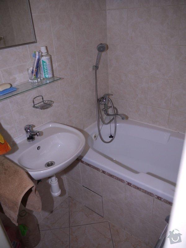 Rekonstrukce bytového jádra Kuchyňské Linky: P1270674