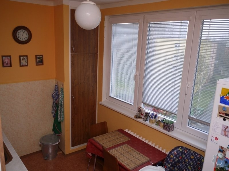 Rekonstrukce bytového jádra Kuchyňské Linky: P1270620