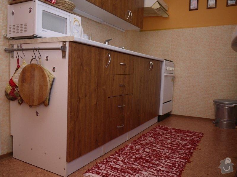 Rekonstrukce bytového jádra Kuchyňské Linky: P1270622