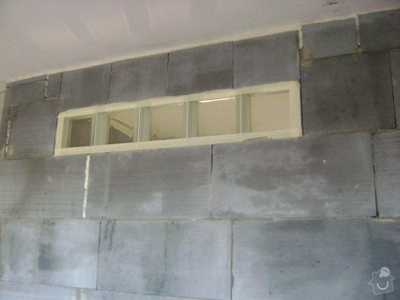 Rekonstrukce bytového jádra Kuchyňské Linky: DSC01331