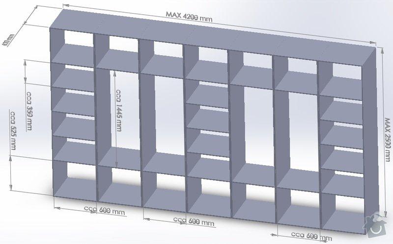 Poptávka na výrobu skříně: vestavena_skrin_4200_X_2500