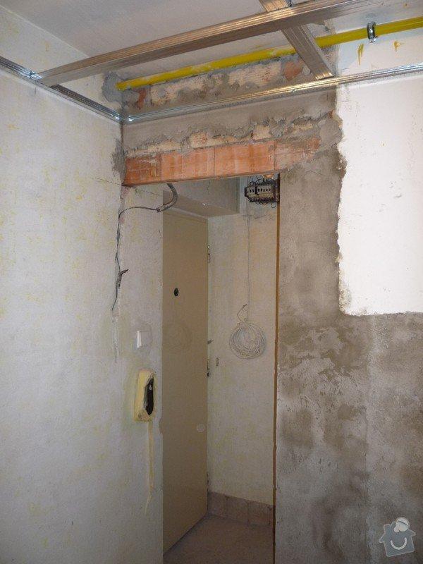 Elektroinstalace v bytě 2+1: P1040541