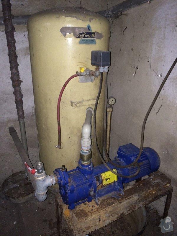 Oprava vodniho cerpadla: cerpadlo_a_bojler