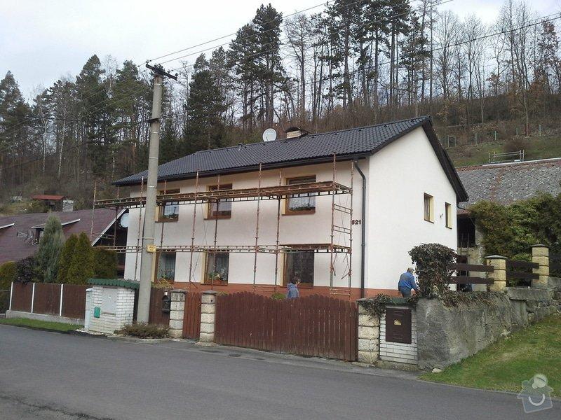 Rekonstrukce střechy: 20130414_120439