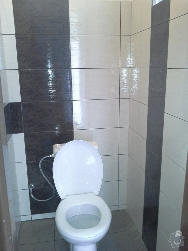 Rekonstrukce záchodu: Zachod
