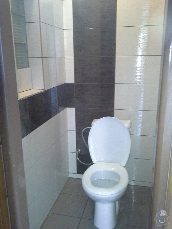 Rekonstrukce záchodu: Zachod1